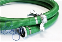 6107 - Green Medium Duty PVC Hose Assemblies