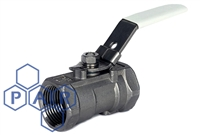One Piece Ball Valve - Female BSPT