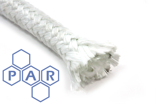 Ceramic Braided Packing - Glass Reinforced