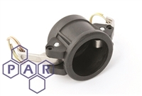 Type DC - Polypropylene Camlocks