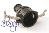 Type C - Polypropylene Camlocks