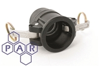 Type D - Polypropylene Camlocks