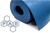 Silicone Rubber Sheeting - Blue Metal Detectable
