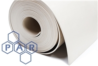 Natural Rubber Sheeting - White Food Quality