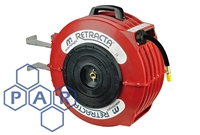 Breathing Air Retractable Hose Reel