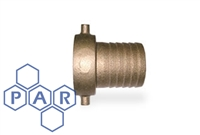 Lug Type - Brass Female BSPP x Hose Tail