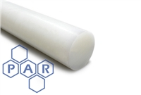 Nylon 6 Rod - Extruded Natural