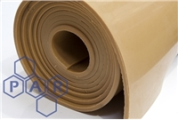 Tan Para Shotblast Rubber Sheeting