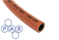 6349 - Orange Rubber Propane Welding Hose