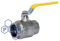 Ball Valves - Chrome Plated