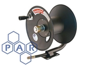 C208 - Manual Rewind Steel Hose Reel