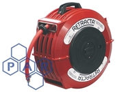 Chemical Retracta Hose Reel