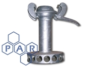 Male Bauer Type x General Purpose Strainer