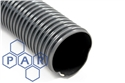 102mm id grey pvc vac hose