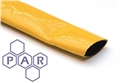 38mm id yellow pvc layflat hose