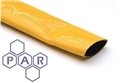 63mm id yellow pvc layflat hose