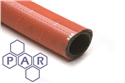 38mm id superheat red rubber steam hose