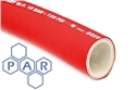 63mm id red rubber brewers del hose