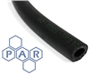 8mm id black rubber argon weld hose