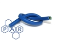 6.3idx9.5od blue latex rubber tubing