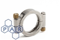 "1"" & 1½"" high pressure tri-clamp"