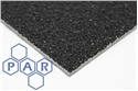 1220x1220x4mm black coarse grp anti-slip