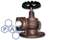 "2½"" tbl d right angle fire hydrant valve"