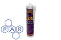 310ml everflex white silicone sealant
