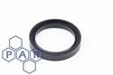 "4"" black epdm rubber IDF seal"