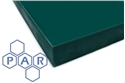 1000x1000x15mm green cof nylon 6 (½ sht)