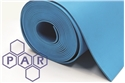 1.4mx10mm blue fq nitrile rubber sheet