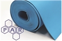 1.4mx3mm blue fq nitrile rubber sheet