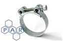 23-25mm stainless steel superior clamp