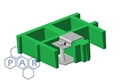 G-clamp t/s 50mm std grating cw fixings