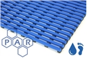 10mx0.5mx10.5mm oxf blue interflex mat