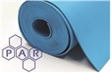 1.2mx3mm blue fq Viton rubber sheet